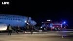Մոսկվա-Երևան չվերթի օդանավը դադարեցրել է թռիչքը, ուղևորներին տարհանել են. կան տուժածներ (տեսանյութ)
